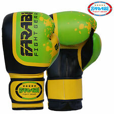 Boxing Gloves Fight Punching Bag Mitts MMA Muay Thai Sparring Training Gloves
