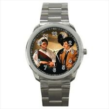 Caravaggio the Fortune Teller Stainless Steel Watches - Painting Art