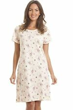 Womens Ivory Polar Bear Nightdress