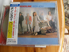 Bon Jovi - Borderline CD Single (Japan Import)
