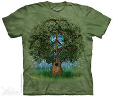 Guitar Tree T-Shirt from The Mountain - Sizes S - 5X