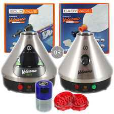 Volcano Classic or Digital + Easy or Solid Valve Kit by Storz & Bickel + Bonuses