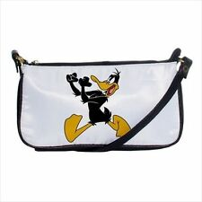 Daffy Duck Shoulder Clutch Handbag & Mini Coin Purse
