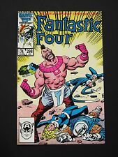 Fantastic Four #298, #299, #300, #301  VF/NM  Lot of 4 Books   Marvel  1987