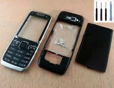 Full Housing Cover Case Replacement+Buttons+Keyboard Keypad For Nokia E52