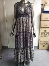 NEW Plus Size Woman Peasant Boho Hippie Tiered Long Maxi Summer Dress