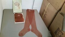 Vintage Hosiery Box And Two Pairs Of MAR-V-LUS Stockings