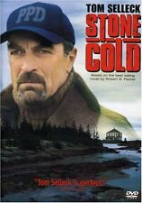JESSE STONE COLD DVD Tom Selleck Video Drama Action Thrillers TV Kathy Baker R1