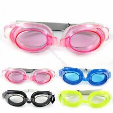 Adjustable Adult Non-Fogging Swimming Goggles Swim Glasses UV Protection New
