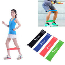 New Resistance Band Tube Workout Exercise Elastic Band Fitness Equipment Yoga U9