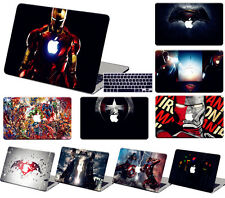"""Colorful Matte Hard Case Keyboard Cover For Macbook Pro13""""15""""Retina Air 11 12 13"""