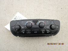 01 - 05 MERCEDES-BENZ C240 4D SEDAN A/C HEATER CLIMATE TEMPERATURE CONTROL