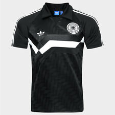 Germany Deutschland WC 1990 Adidas Originals Jersey Away Shirt Trikot Maillot