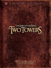 Lord of the Rings Two Towers Special Extended Dvd Edtion, Good DVD, ,