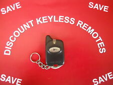 COOL START  KEYLESS REMOTE  M65TX605   BLUE  LIGHT 1-BUTTON  VERY GOOD CONDITION