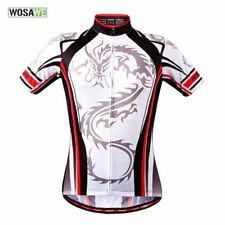 Men Road Bike Clothing Fashion Jersey Short Sleeve Tops Riding Shirt Short