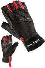 Body Attack Sports Nutrition Training Gloves Gel Extreme