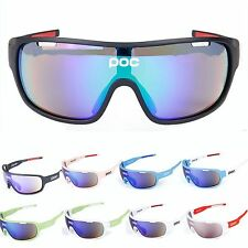 8 Color Bicycle Cycling Sunglasses POC Goggles Sports Fishing Filter Sun Glasses