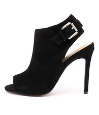 New Wanted Diamond Black Women Shoes Casuals Peep Toes High Heels