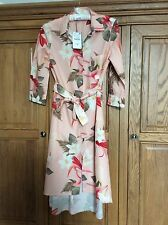 NWT ZARA FLORAL DRESS L 2016