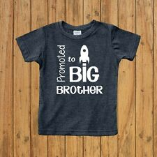 Big Brother Announcement Shirt. Promoted to Big Brother Shirt. Boys Shirt