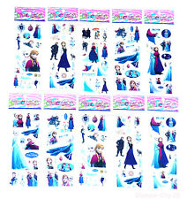FROZEN STICKERS Girls Childrens Birthday Party Bag Fillers Gifts Kids Elsa Loot