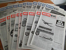 CHOICE of ISSUES from V3 AVIATION NEWS AIRCRAFT PLANES AEROPLANES SCALE PLANS NM