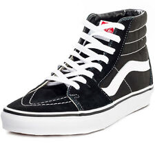 Vans Sk8 Unisex Trainers Black White New Shoes