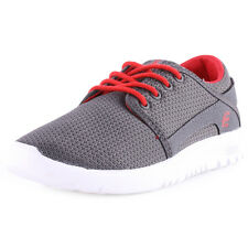 Etnies Scout Kids Trainers Grey New Shoes