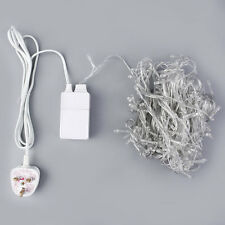 200 LED Christmas Xmas Tree Fairy String Lights Outdoor Indoor With UK Plug QW