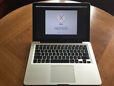 Apple MacBook Pro - SSD/RAM Upgraded 13 inch Mid 2010 - NO RESERVE! - Customized