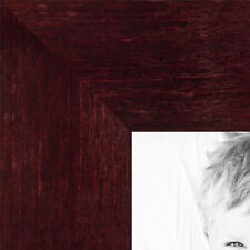 ArtToFrames 1.125 Inch Dark Cherry on Maple Wood Picture Poster Frame ATF-71206