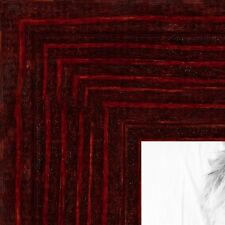 ArtToFrames 1.5 Inch Cherry Stain Wood Picture Poster Frame ATF-80206