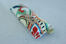 PAISLEY MEADOW Linseed/Flaxseed Eye Pillow Scented_100% Cotton_Gift Box_Yoga