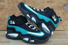 2011 DS Nike Air Griffey Max 1 Black Freshwater Emerald Sz 10.5 - (354912-005)