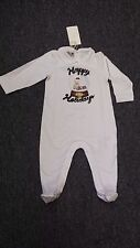 NWT NEW Gucci baby girls boys white holiday teddy romper footie 6/9 12/18 18/24m