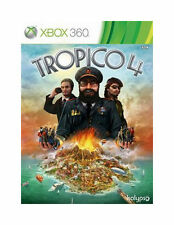 Tropico 4 VIDEO GAME (Xbox 360)