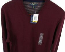 CLUB ROOM *nwt* MENS Wool BLEND V- Neck SWEATERS in MULTIPLE Sizes AND Colors