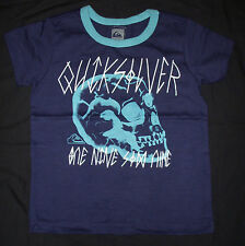 NEW QUIKSILVER BOYS T-SHIRT BNWOT SZ 2 4 AWESOME BUY on sale now RRP $35