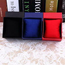 Hot Present Gift Boxes Case For Bangle Jewelry Ring Earrings Wrist Watch Box LO