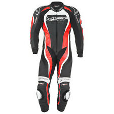 RST Tractech Evo 2 One Piece Motorcycle Race Suit - Red