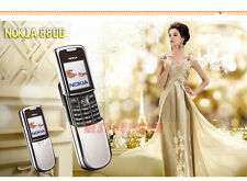 Original Refurbished Nokia 8800 Mobile Phone English Arabic Russian Keyboard GSM