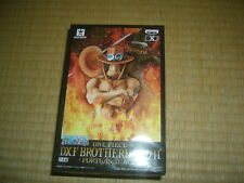 ONE PIECE DXF BrotherHood Ⅱ Portgas.D.Ace Japan Anime Figure