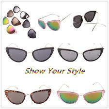 New Cat Eye Sunglasses Retro Classic Designer Vintage Fashion Sunglasses Hot LC
