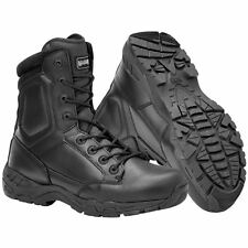 MAGNUM VIPER PRO 8.0 LEATHER BOOTS MENS WATERPROOF SECURITY PATROL POLICE BLACK