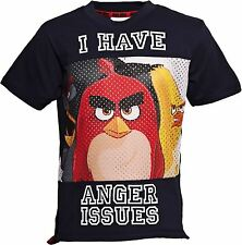 Angry Birds Summer Fun T-Shirts ANGRY BIRD Shirt Tee Youth Kids