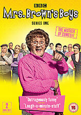 Mrs Brown's Boys - Series 1 - Complete (DVD, 2011, 2-Disc Set) NEW AND SEALED