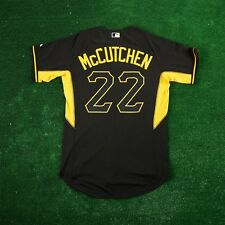 Andrew McCutchen Pittsburgh Pirates Authentic Batting Practice Jersey Men's