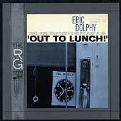 ERIC DOLPHY - Out To Lunch [Remaster] (RVG Edition CD, Mar-1999, Blue Note)