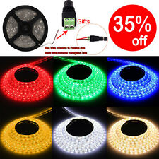 Waterproof Super Bright 5M/16.4FT 5050 SMD 150 LED Flexible Strip light DC12V US